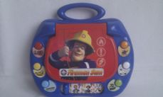 Adorable My 1st 'Fireman Sam' Educational Laptop Age: 2+